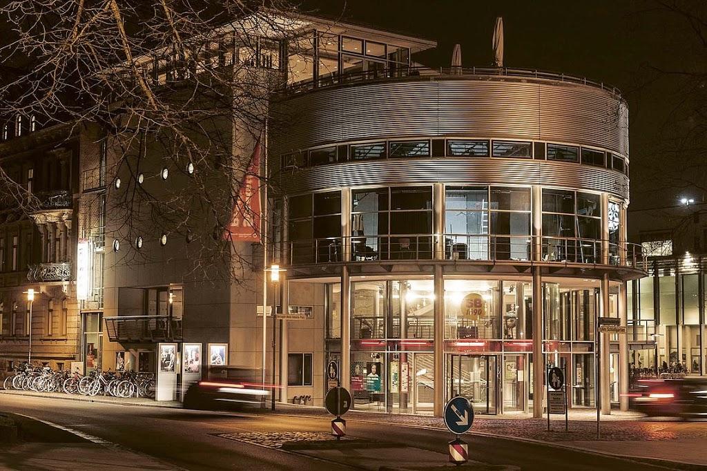 Neue Spielstätte »Aquarium« im Staatstheater